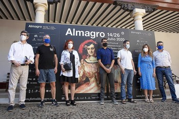 El Festival de Almagro lanza el músculo del teatro manchego