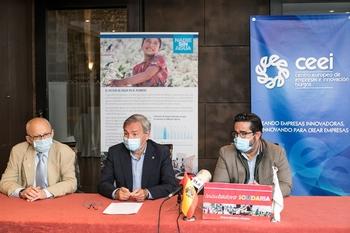 El CEEI y y el Rotary Club promueven el emprendimiento