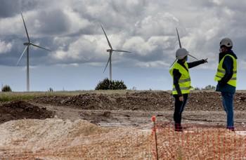 Las renovables mantienen 800 millones en cartera para Burgos