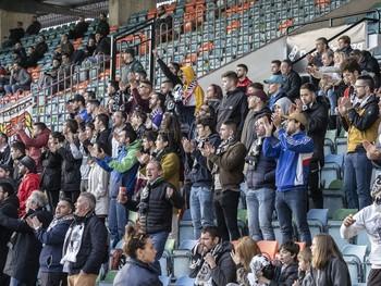 Nueva oferta del Burgos CF para aumentar su masa social