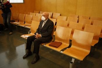 Aplazan por segunda vez el juicio contra José María Arribas
