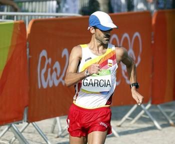 Ocho participaciones en los JJOO sumará el marchador español García-Bragado si compite en 2021 en la cita en Japón.