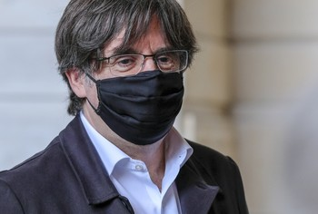Puigdemont, elegido presidente del nuevo JxCat