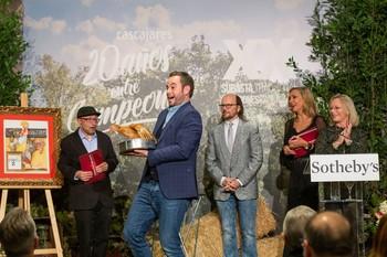 Premio a la obra social de Cascajares