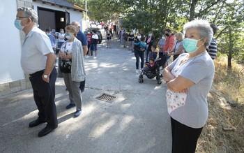 Castilla y León suma 656 positivos y 16 fallecidos