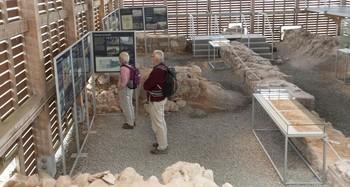 El acondicionamiento y equipamiento del centro de interpretación de la fortaleza se incluye entre las actuaciones a realizar.