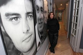 La directora de la editorial Siruela, Ofelia Grande de Andrés.