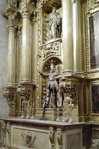 Dos obras participan en una muestra sobre Fernando III