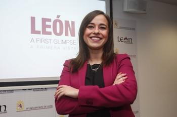 La leonesa Gemma Villarroel, nueva coordinadora de Cs en CyL