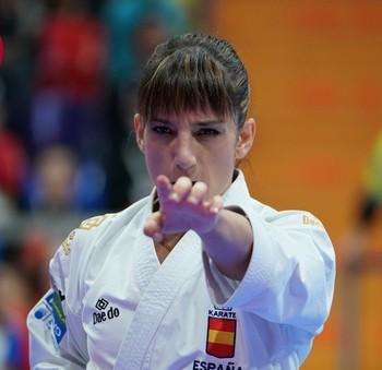 Sandra Sánchez tendrá entre sus principales rivales a la italiana Viviana Bottaro.