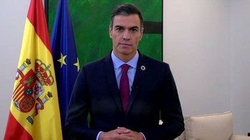 Sánchez hará una declaración institucional sobre la pandemia