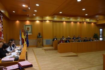 Pleno aprueba una posición conjunta en alegaciones al ETI