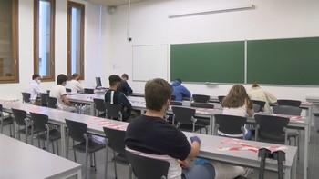 El 80% de los alumnos segovianos aprueban la EBAU
