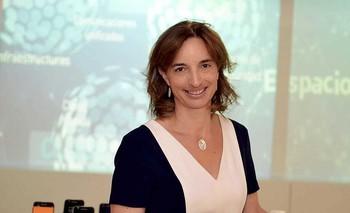 Marisa de Urquía, directora general de Territorio Centro de Telefónica.