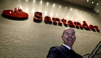 El Banco Santander nombra consejero ejecutivo a Sergio Rial