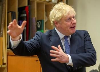 Johnson dejará la negociación con la UE en junio si no avanza
