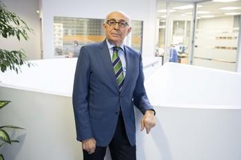 Juan Pérez, presidente de Cermi Castilla y León.