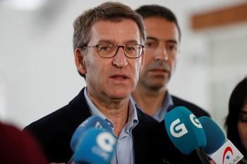 El PP descarta la coalición con Cs en Galicia