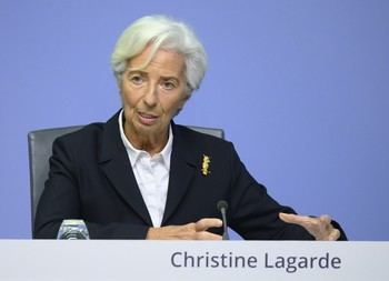 El PIB de la eurozona caerá hasta el 12% en 2020