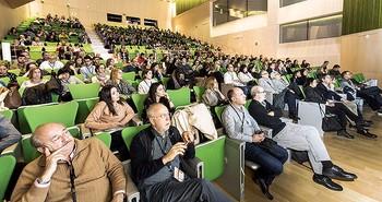 Imagen de archivo de un congreso celebrado en Fórum Evolución.