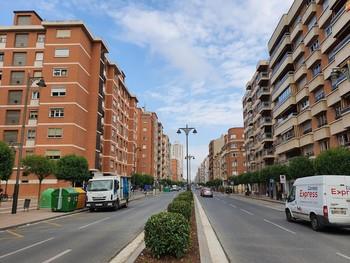 Muere un joven de 27 años al caer al vacío desde un edificio de Jorge Vigón