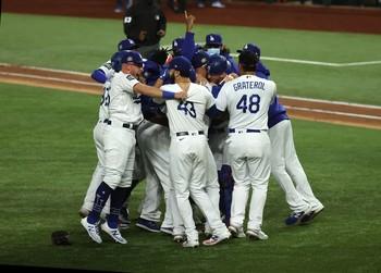Los Dodgers conquistan las Series Mundiales