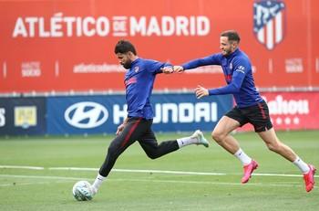 Simeone plantea un nuevo 'Atleti'