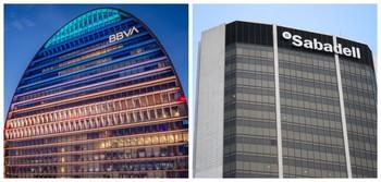 BBVA y Sabadell rechazan su fusión al no llegar a un acuerdo