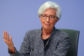 Lagarde defiende los ERTE como pilar para sostener la economía