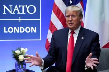 Trump anuncia un acuerdo para subir el precio del crudo