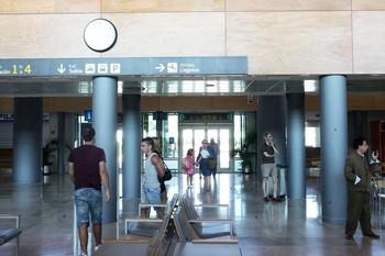 El Aeropuerto sube un 19% en viajeros pese al Covid