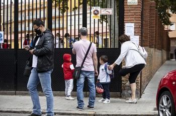 En cuarentena cinco aulas más de Burgos por nuevos casos