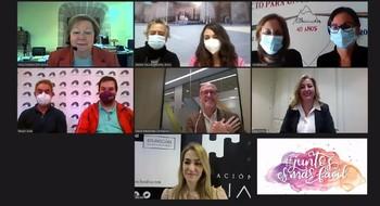 Reconocimiento virtual y emotivo a la acción social