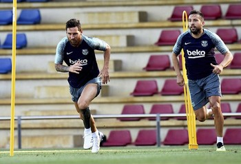Messi encabeza la misiva enviada a la cúpula directiva.