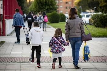 Cierran 2 aulas de Primaria y otra de Secundaria en Burgos