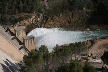Los embalses del Duero aumentan sus reservas hasta el 77,8%