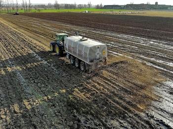 Suelos agrarios, fertilización sostenible
