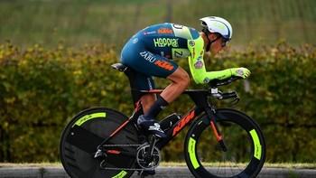 Spreafico, expulsado del Giro por dopaje