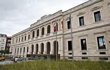 La vista se celebró en la Audiencia Provincial.