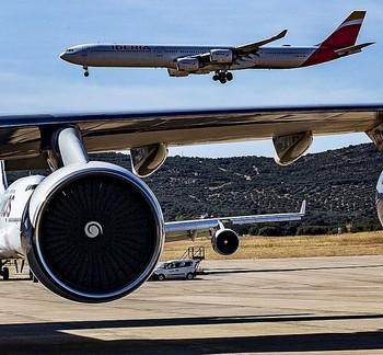 AESA rechaza la petición de CRIA para 'aparcar' más aviones