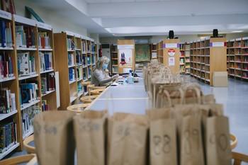 Biblioteca de Soria.