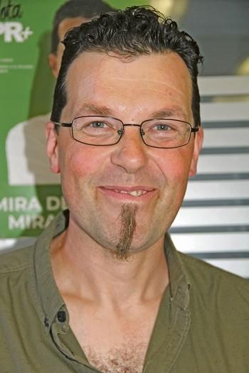 El concejal del PR de Nájera, Jesús Arza.