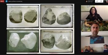 Las 'Charlas Desescaladas' viajaron medio millón de años