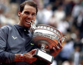 Nadal pone condiciones a su participación en Roland Garros