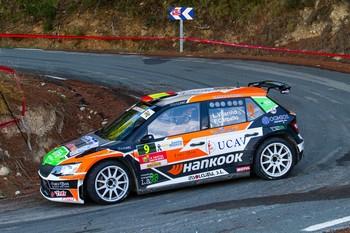 El UCAV Racing busca el top-5 en Canarias