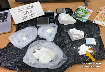 La incautación de coca creció un 45% en la provincia en 2019