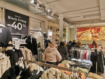 El Black Friday más atípico incentiva al consumo en Soria