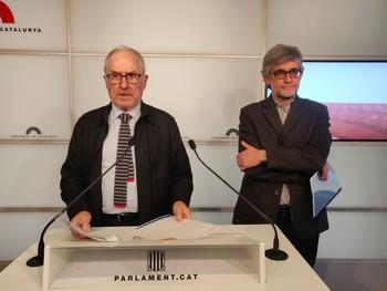 Anticorrupción pide investigar al Sìndic de Greuges por cohecho