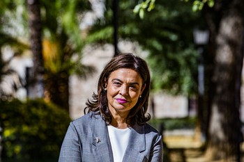 La alcaldesa de Ciudad Real, Pilar Zamora.