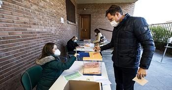 La jornada de votación tuvo lugar el pasado 5 de octubre.